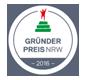 Logo des Gründerpreis NRW - 2016